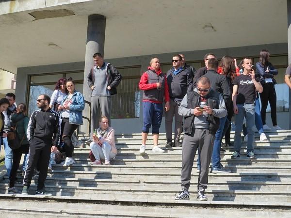 Borski preduzetnici održali protest